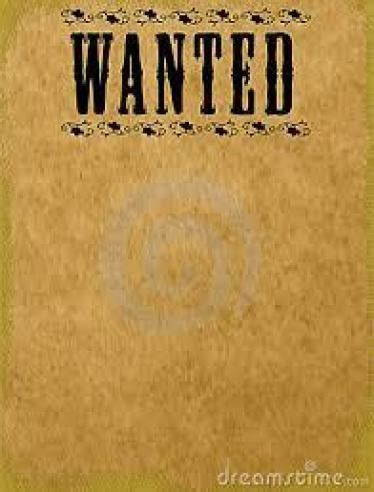 wanted poster templates find word templates