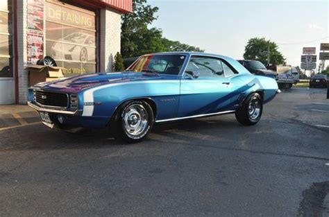 chevrolet camaro buy or sell new used and salvaged cars buy new 1969 chevy camaro rs no reserve must sell in