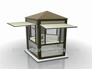 Tsh-5 Outdoor Food Kiosk Design - Buy Outdoor Food Kiosk