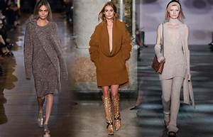 pull en maille tendance mode automne hiver 2014 2015 With mode tendance hiver 2015