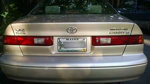 A 1997 Toyota Camry V12 Amg   Shitty Car Mods