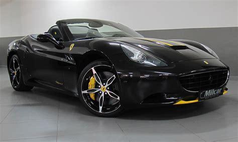 Amazing Images Of Ferrari California Vs Maserati