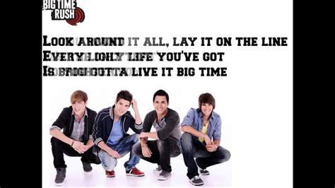 Big Time Rush - Big Time Rush lyrics - YouTube