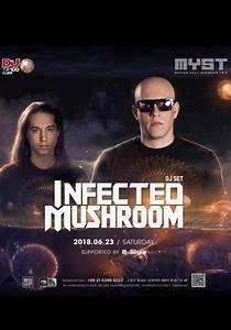 Buy Infected Mushroom Music Tickets In Shanghai