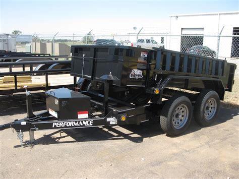 hydraulic dump trailers dannys trailer sales