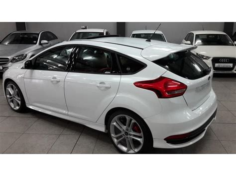 white ford focus st     sale