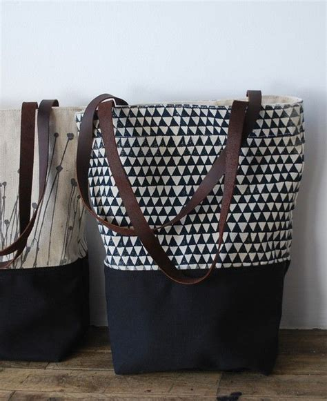 Triangle Tote Bag Pattern