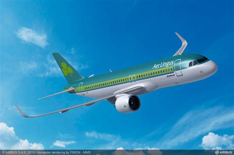 Air Lease Corporation, Aer Lingus sign for 7 A321neo's