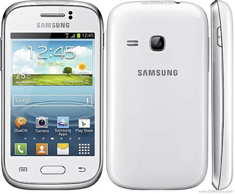 samsung galaxy young  pictures official