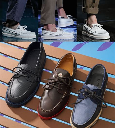 Boat Shoes Esquire by S Ss13 Footwear Trends Part 2 Fashionbeans