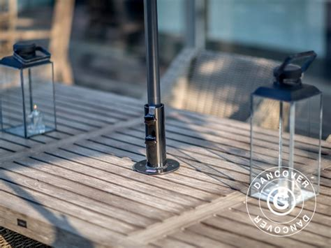 ombrelloni per terrazze base per ombrellone per terrazza in legno dancovershop it