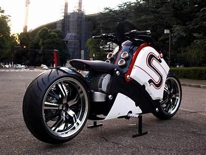 Electric Zecoo Motorbike Superbike Motorcycle Bike Concept