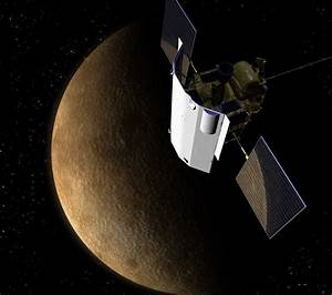 NASA's Messenger spacecraft is about to crash into Mercury ...