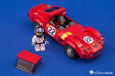Speed build on ferrari ultimate garage set 75889 please. 75889 Ferrari Ultimate Garage-34 | The Brothers Brick | The Brothers Brick