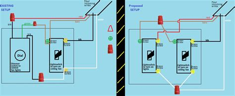 Replace Dimmer Switch With Normal Doityourself