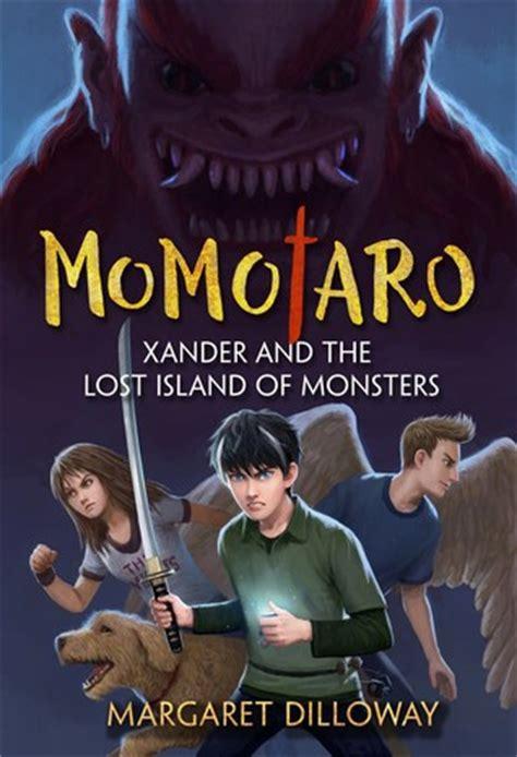 xander   lost island  monsters momotaro