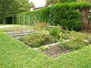 comment faire son propre jardin potager le bricolage de With comment realiser un jardin