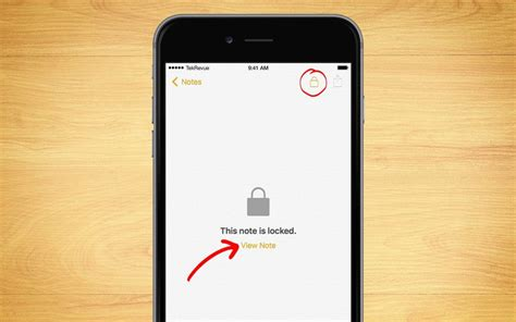 iphone locked up how to lock a note in the ios notes app