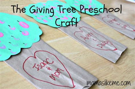 giving tree preschool 1000 ideas about apple crafts on preschool 946