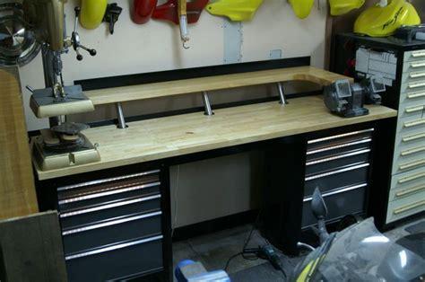 garage workbench  drawer storage easily converted