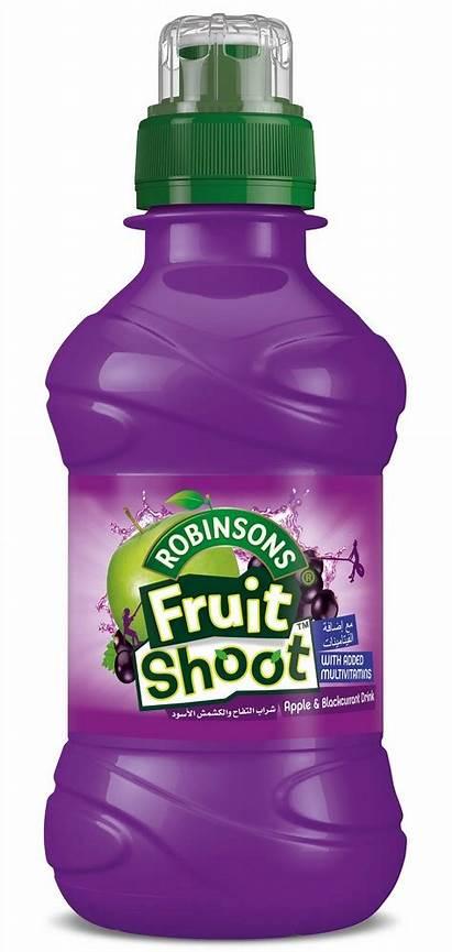 Shoot Fruit Apple Blackcurrant Bottle Nectar Drinks