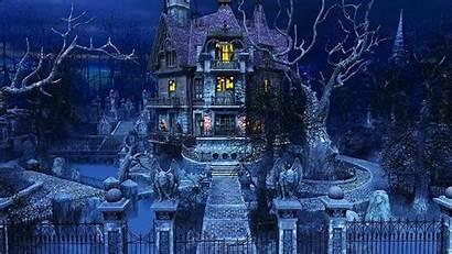 Haunted Mansion Desktop Wallpapers Halloween Disney Windows