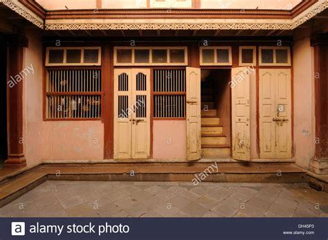 home interior shopping india interior of indian house gujarat india stock photo