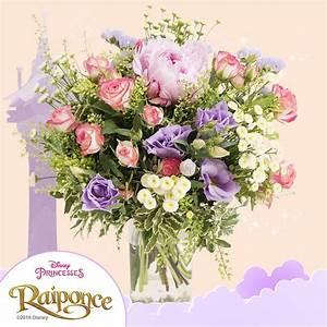 Bouquet De Fleurs Interflora : un bouquet disney raiponce de chez interflora pour la f te des m res ~ Melissatoandfro.com Idées de Décoration
