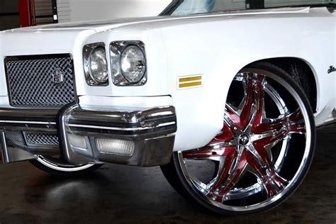 Cars With Chrome Rims : Diablo Elite Wheels 22x8.5 (+38, 5x114.3, 73.1) Chrome
