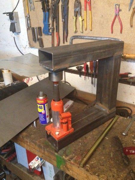 pin  kurt ledoux  metal working   pinterest