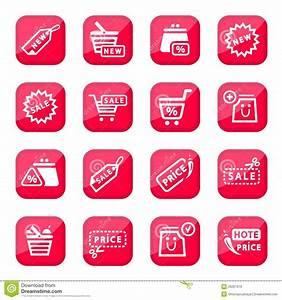 Set Online Shop : online shopping icon set royalty free stock photos image 26267918 ~ Orissabook.com Haus und Dekorationen