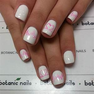 40 simple nail designs for short nails without nail art With easy at home nail designs for short nails