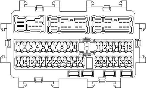 Nissan Altima Fuse Box Diagram Auto Genius