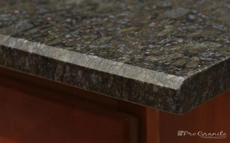 edge profiles progranite surfaces