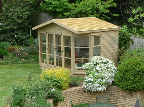 Garden Sheds Summer Houses, Free Storage Shed Plans 12x24