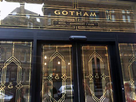 Hotel Gotham Restaurant Review