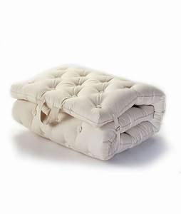 matelas laine bio d39appoint pliable fabrique en france With robe de chambre enfant avec matelas en fibre de bambou