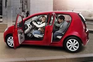 Volkswagen Up Coffre : seat mii 5 porte immagini ufficiali italiantestdriver ~ Farleysfitness.com Idées de Décoration
