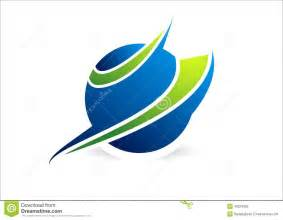 Global Business Logos Symbols