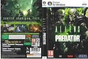 RUMAH GAMES PC PURBALINGGA: Aliens vs Predator ( 4 DVD )
