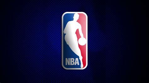 nba logo blue wallpaper   basketball