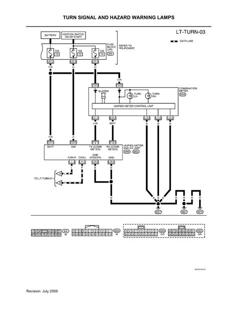 2006 Nissan Maxima Wiring Diagram by Repair Guides Lighting Systems 2006 Turn Signal