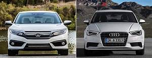 2016 Honda Civic vs 2016 Audi A3 Comparison 2016+ Honda