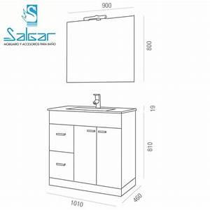 hauteur plan de travail salle de bain latest tabouret With dimensions salle de bain