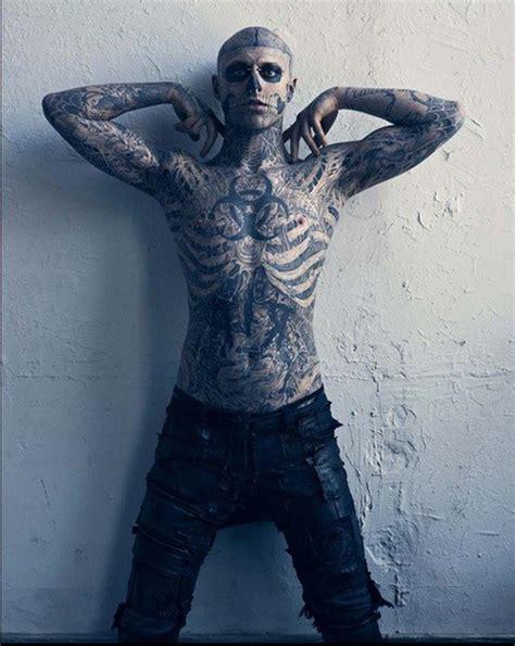 boy zombie tattoos incredible tattoo