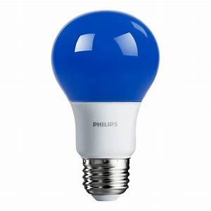 Home Depot Led Light Bulbs Dimmable Philips 60 Watt Equivalent A19 Non Dimmable Autism Speaks