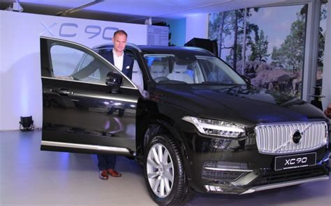 Volvo Xc90 Dealership by Surat Home To New Volvo Dealership Car India