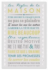 Affiche Les Regles De La Maison : regle de maison ventana blog ~ Melissatoandfro.com Idées de Décoration
