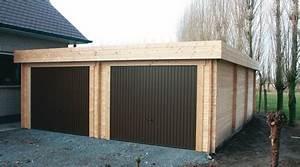 Garage Bois 40m2 : prix d 39 un garage pr fabriqu co t de r alisation conseils utiles ~ Melissatoandfro.com Idées de Décoration