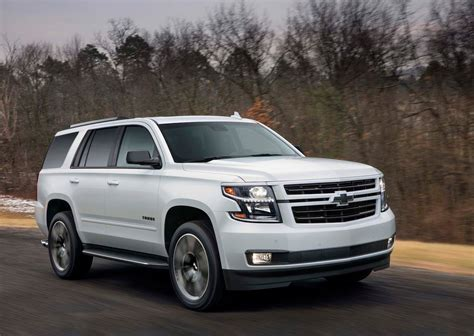 2018 Chevrolet Tahoe Reviews And Rating  Motor Trend
